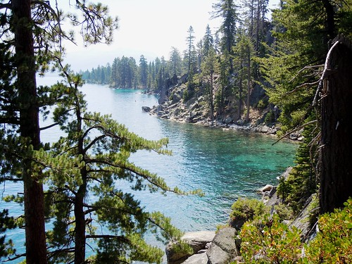Lake Tahoe, by Joan Wharton   by Tahoe South