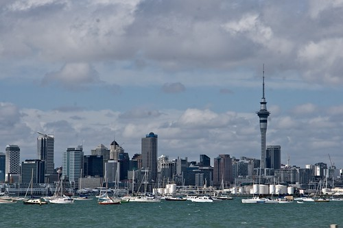 Auckland city | by chuckbiscuito