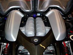 Porsche Carrera GT. Pulido chap.ó!