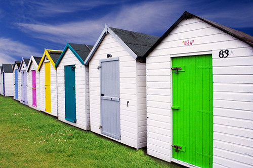 Beach Huts Series 26 | by sminky_pinky100 (In and Out)