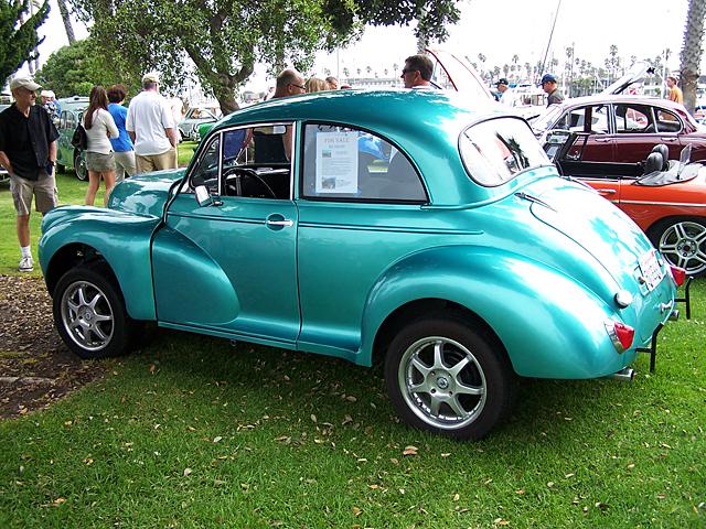 Morris with Hyundai power
