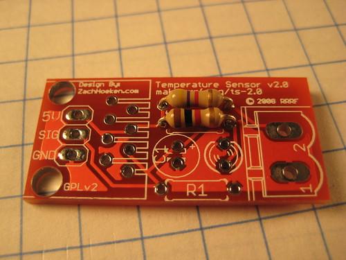Temperature Sensor v2.0 | by ッ Zach Hoeken ッ