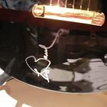 レス・ポールのサイン