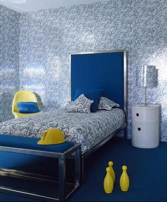 Aranżacja Sypialni Niebieska Podłoga Wwwgregnatalecom