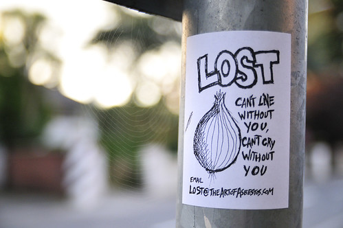 Lost Onion | by asbestos