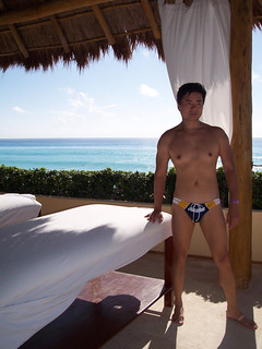 Massage - Aussiebum Swimsuit