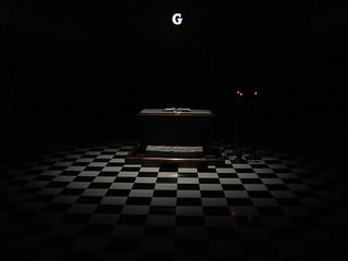 Masonic Altar w/Spotlight | by mrbill