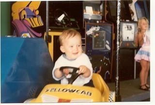 My Early Arcade Trip 4