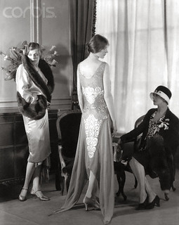 1928 models at Bergdorf | by pennyspitter
