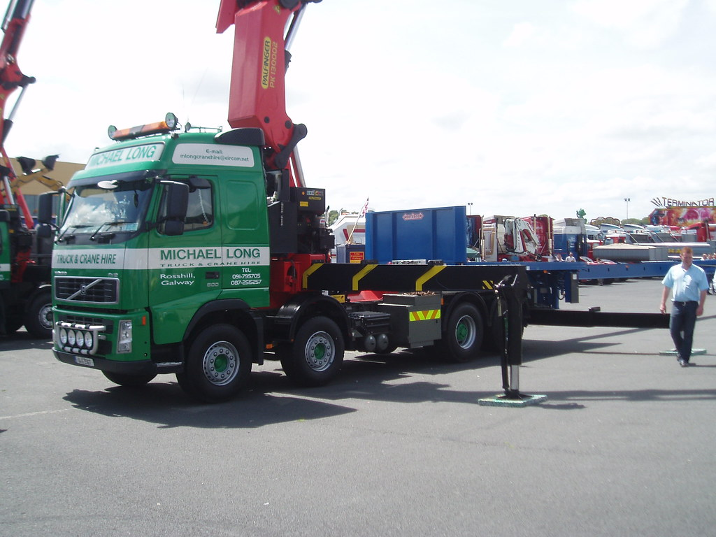 Michael Long FH12 500 Globetrotter 8X4 | Michael Long from G
