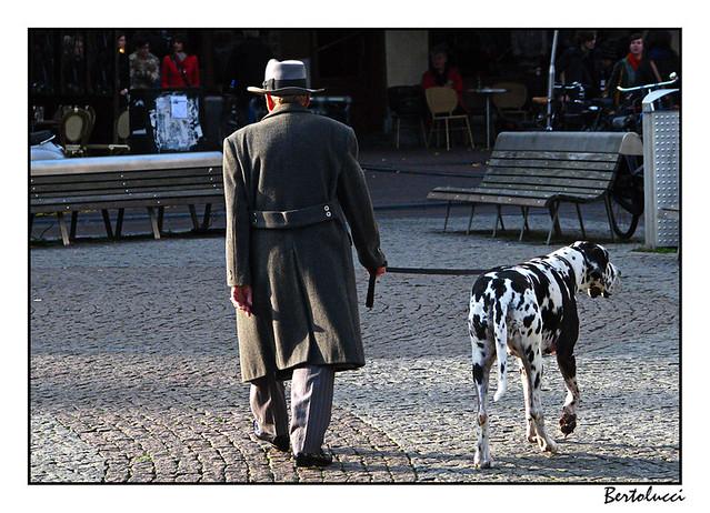 City stroll