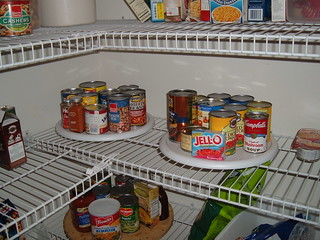 Lazy susans for cans | by Rubbermaid Products