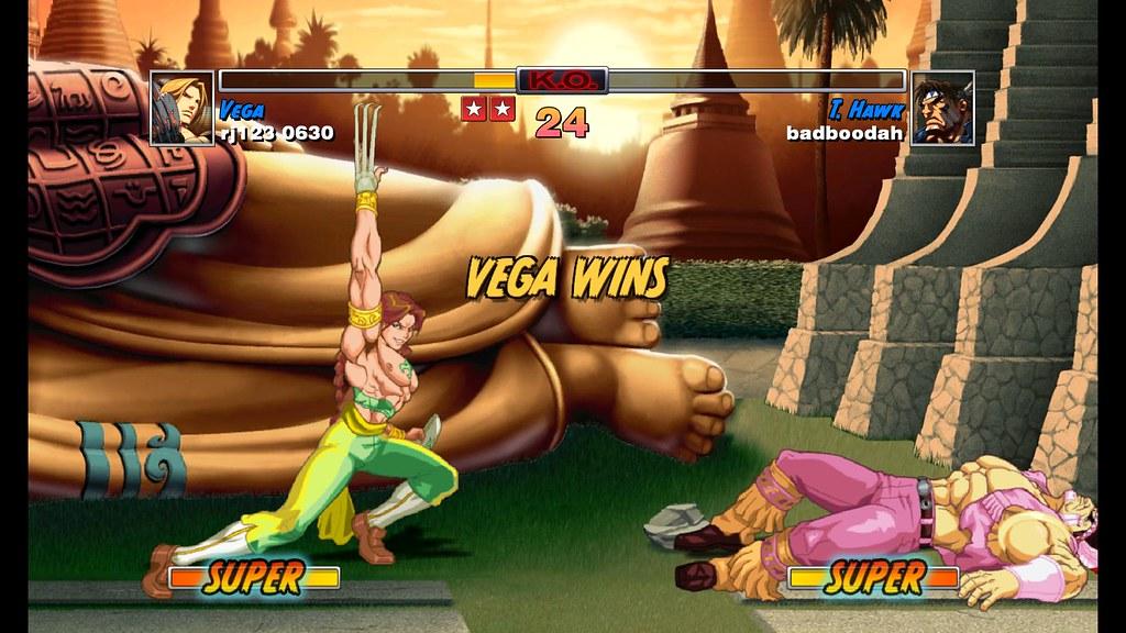 Super Street Fighter II Turbo HD Remix 2   Gamerscore Blog