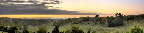 hdr virginia shenandoahvalley panorama highdynamicrange va landscape sunrise field hills travel 110