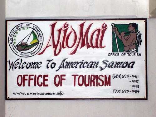 Welcome to American Samoa | by benmiller23
