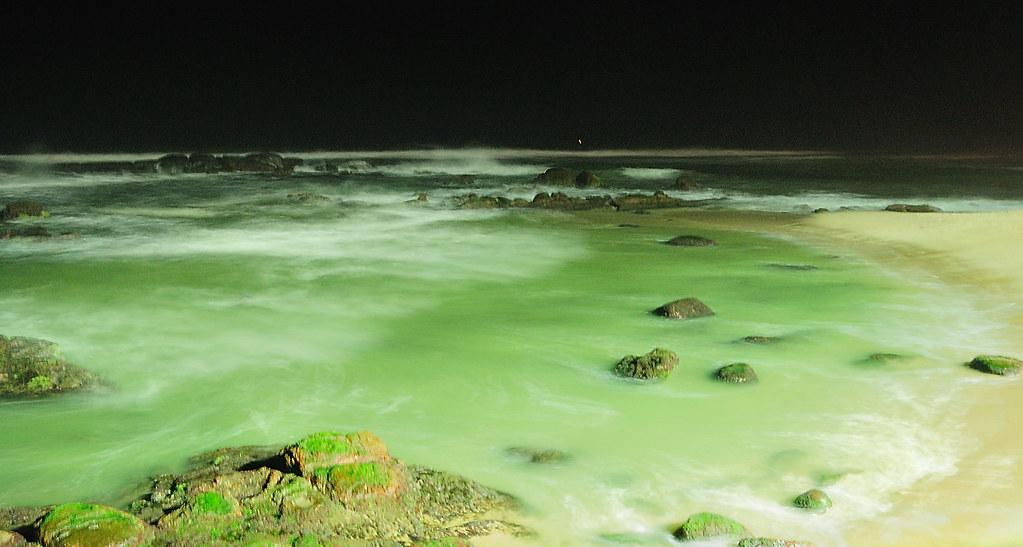 Night shot: Kanyakumari beach   Kanyakumari, Tamilnadu, Indi…   Flickr