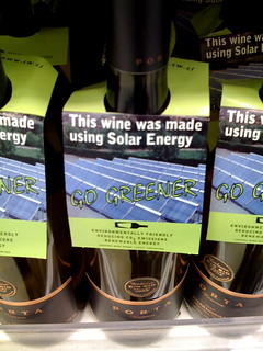 Wine made by solar energy | by futureshape