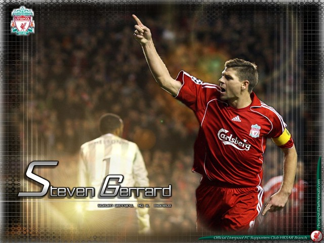 Steven Gerrard Wallpaper Jack Dante Flickr