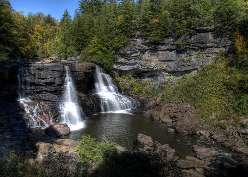 Blackwater Falls | by haglundc