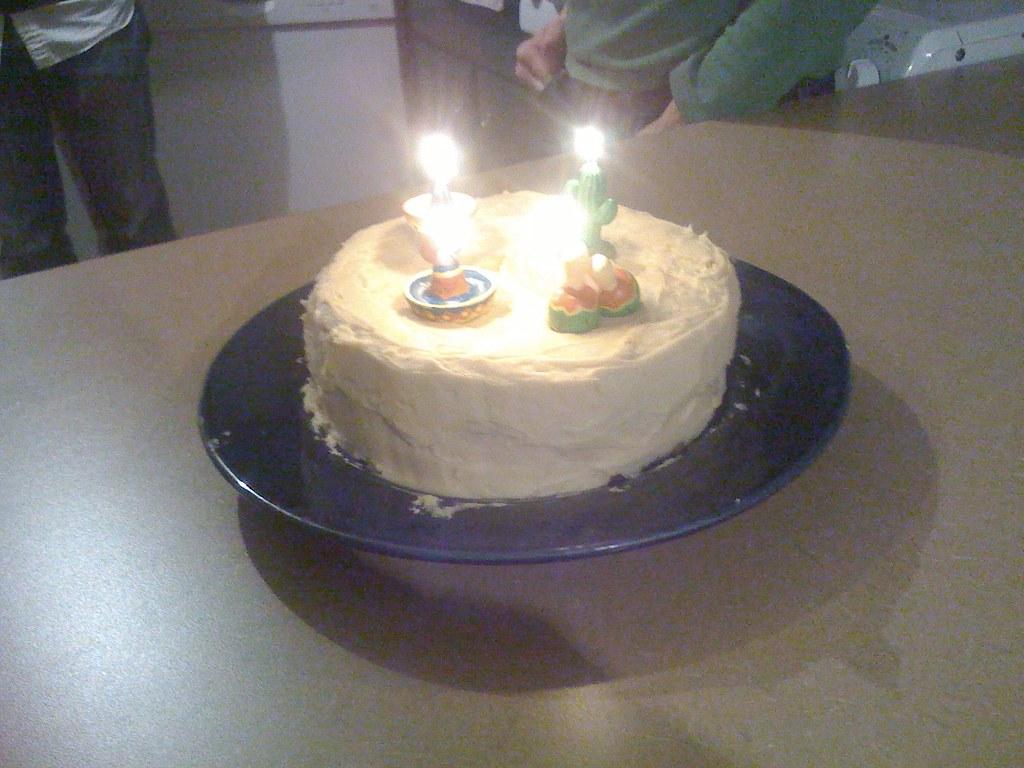 Kerrie's Carrot Cake