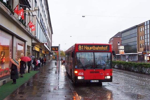 Kiel bus