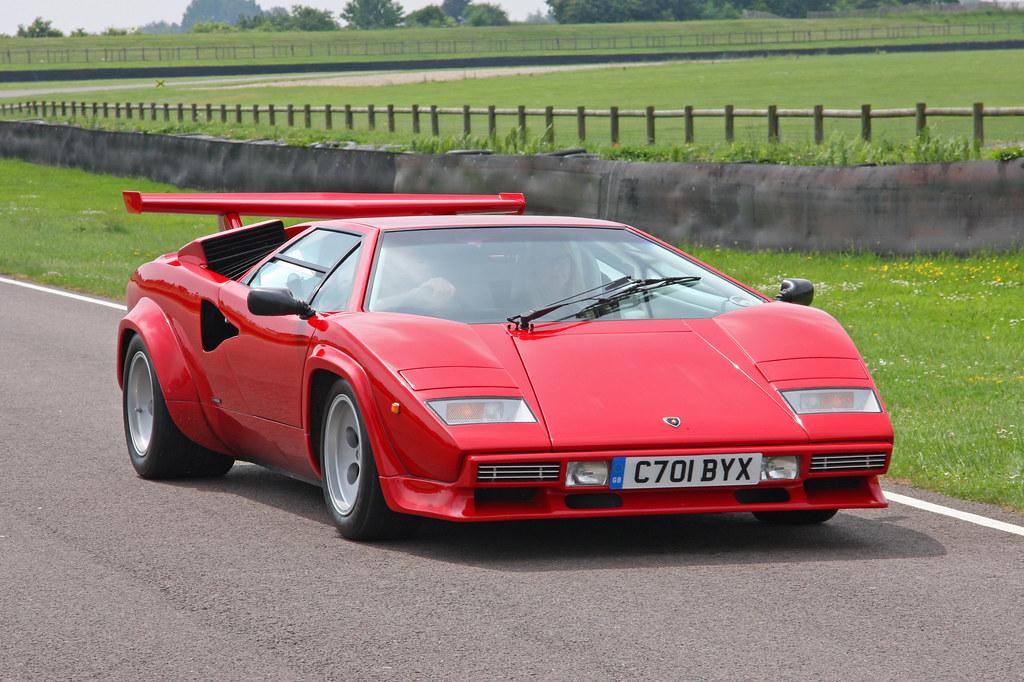 Lamborghini Countach Brian Snelson Flickr