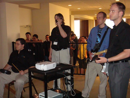 cPanel team on Rockband | by theWHIR.com