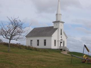 Church, Highland Village, Cape Breton | by LiamDC