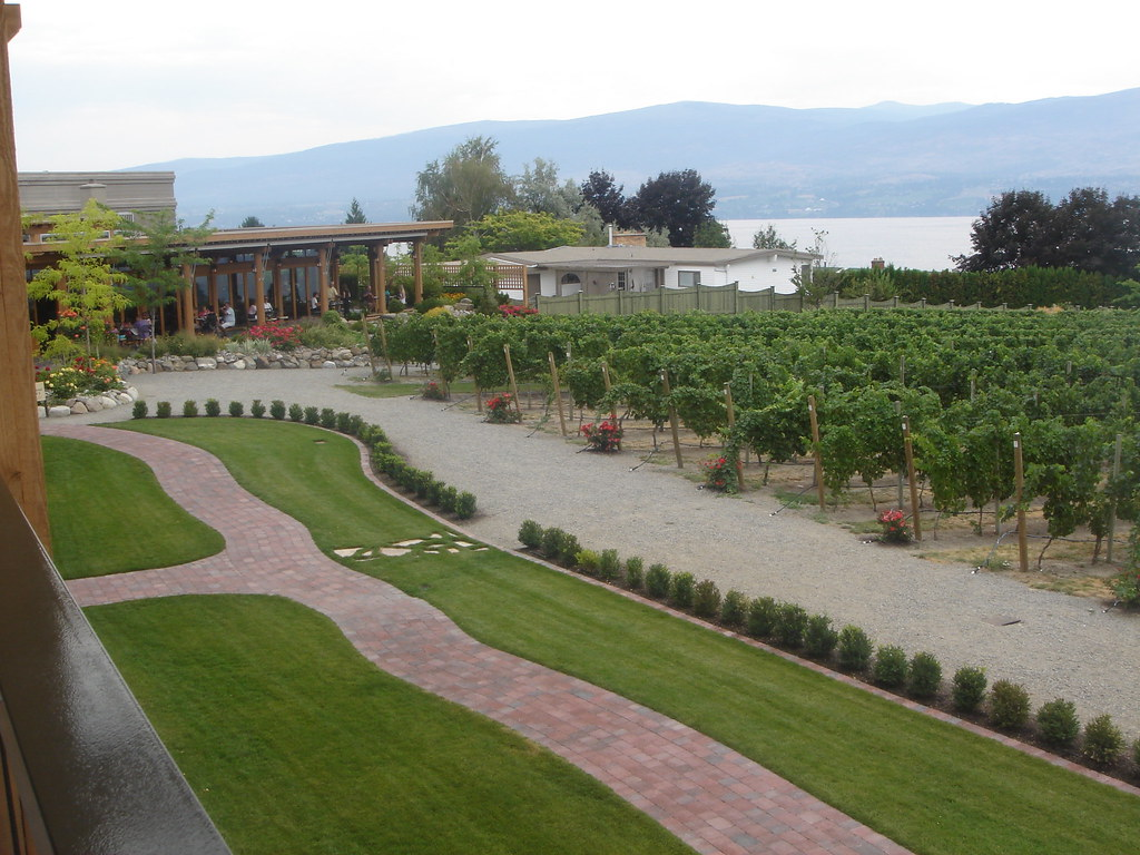 Quails Gate Winery And Estate Lisa Album Flickr