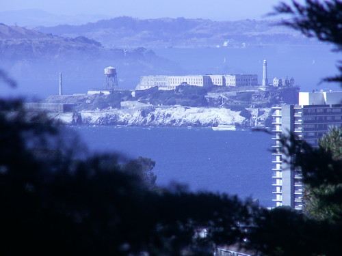 Vue du Lafayette Park : Alcatraz | by Bruno's Flickr