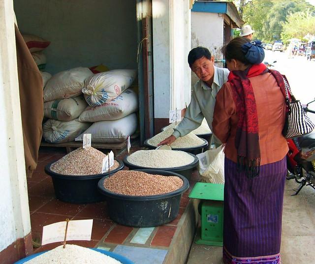 LAOS, Luang Prabang, Reis und so weiter   - 3