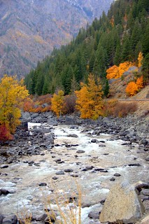 Fall Colors On The River | by John Rudolph Photography
