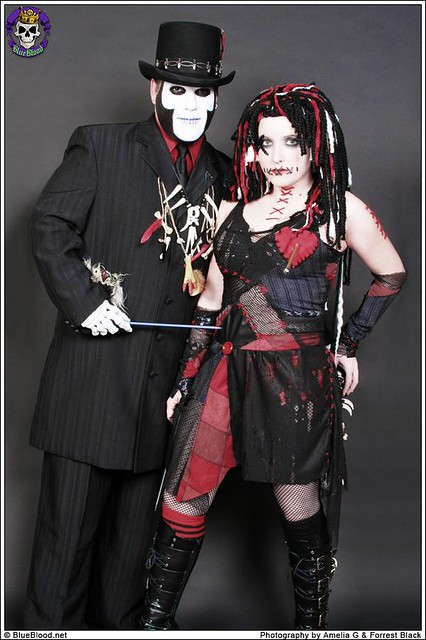 Voodoo Doll and Voodoo Priest Full | Me with Sean at HEX HOL… | Flickr