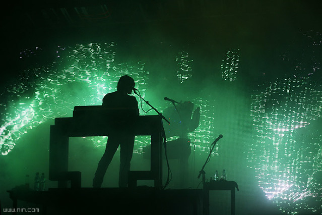 Nine Inch Nails Live @ Arena Santiago - Santiago, Chile, 10.04.08