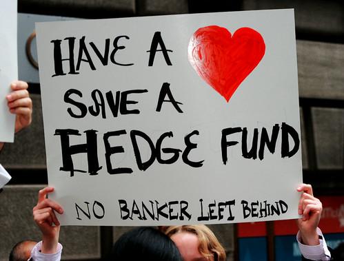 the Great Hedge Fund Hei$t   by eyewashdesign: A. Golden