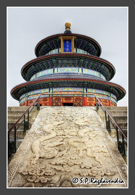 Beijing  │The Temple of Heaven