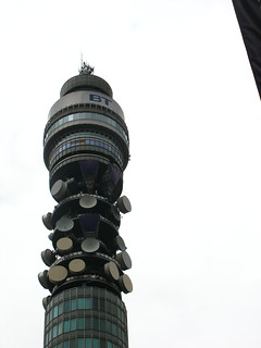 The BT tower | by Jonno__w