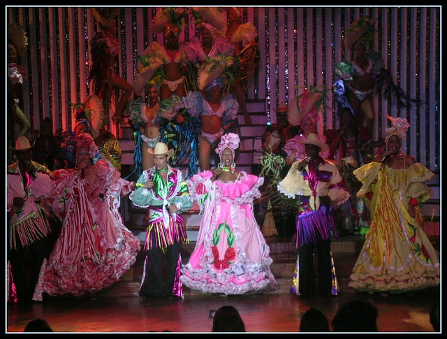 Cabaret Parisièn - Ciudad de l'Habana Cuba