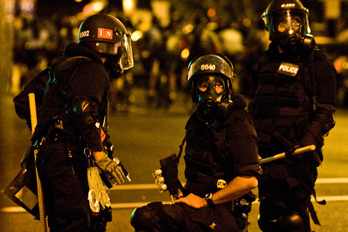 Riot Cops | by Tony Webster