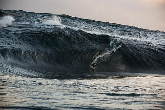 Kerby Brown Surfer