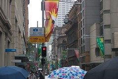 Martin Place | by Paul Hagon