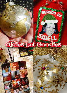 oldies but goodies ornament tutorials | by swelldesigner