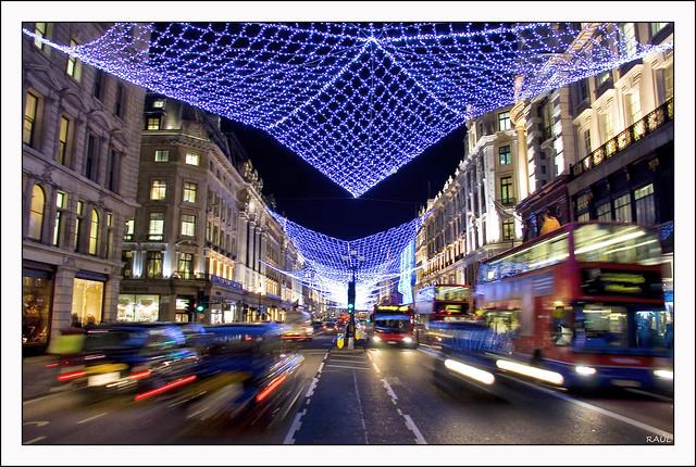 Navidad en Regent Street   [X-PLOR'D]