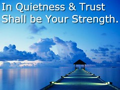 Quiet & Trust   by Melody Campbell