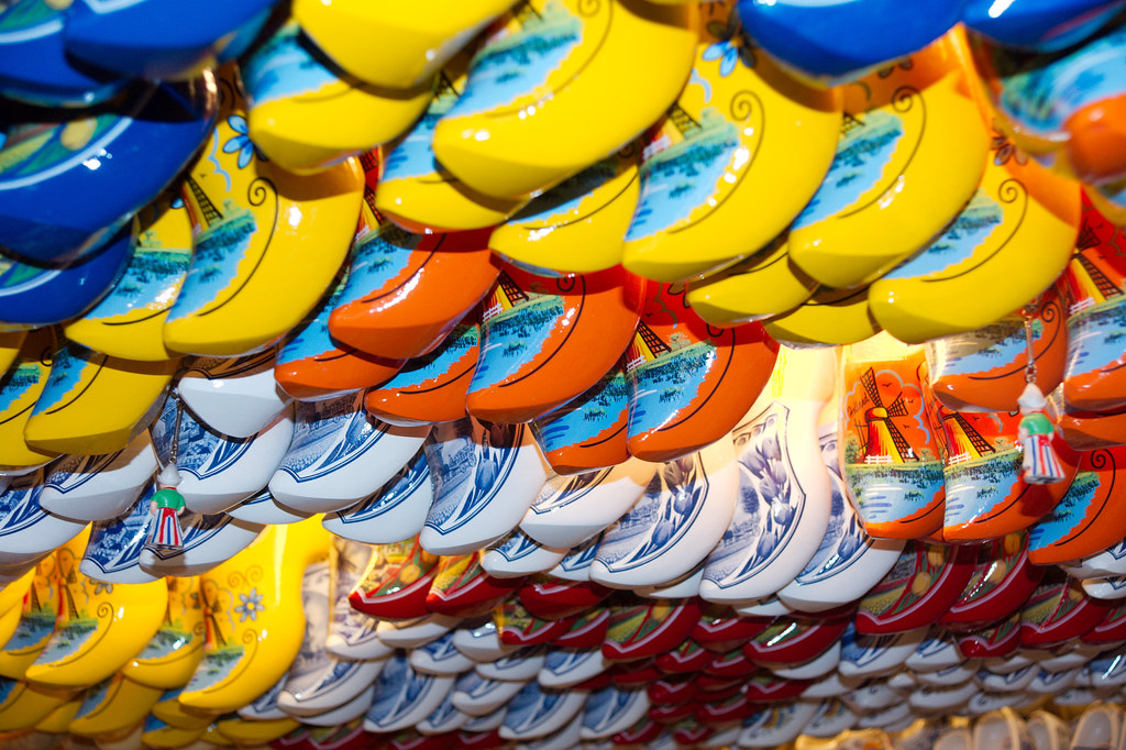 A Tribute To Amsterdam Wooden Shoes A Tribute To Amster Flickr
