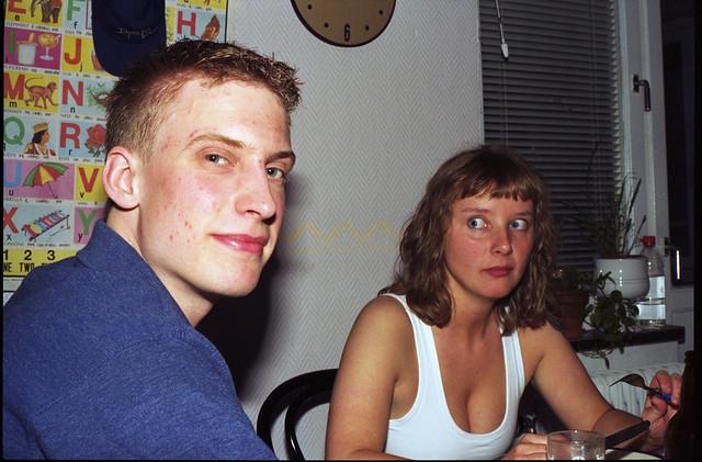 Erik and Susanne