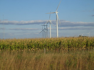 Windy Iowa