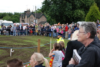 Crowd watching the Digger Dance | by Claire Sutton