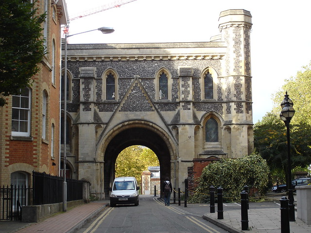 Abbey Gate, Reading