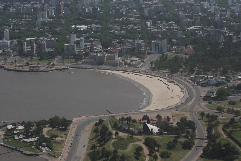 Playa Ramírez. Montevideo